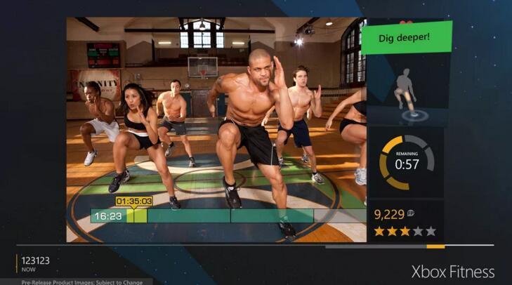 微软官方宣布将停止xbox健身相关服务