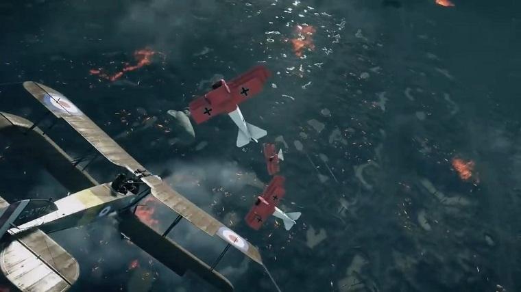 《战地1》战役模式截图
