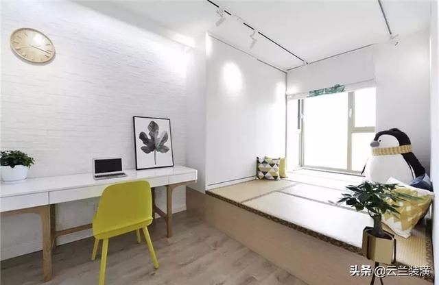 【老房子装修改造宝典】地台榻榻米卧室正流行