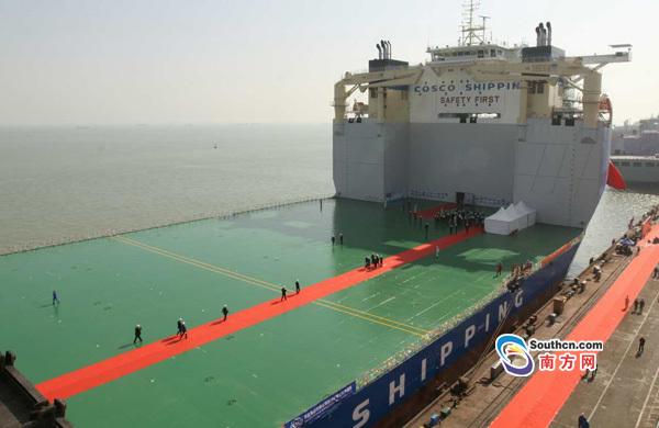 民船参军:中国版远征船坞登陆舰浮出水面 - 一统江山 - 一统江山的博客