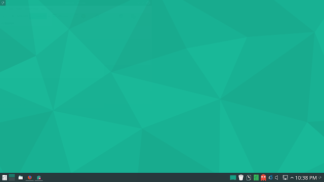 Manjaro 16.06.1 with KDE plasma 5.6.5