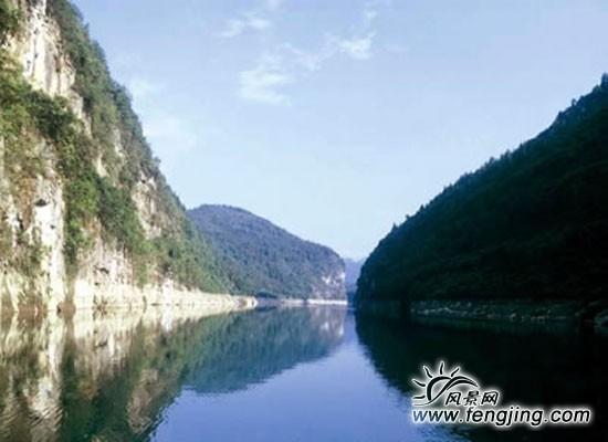 猛洞河风景名胜区