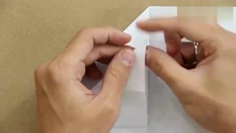 折纸大全f16战斗机 纸飞机折法视频教程