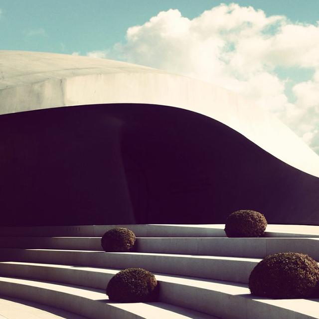 德国摄影师建筑摄影捕捉几何线条之美 - 昆仑玉 - 昆仑玉博客---智者乐山 仁者乐水