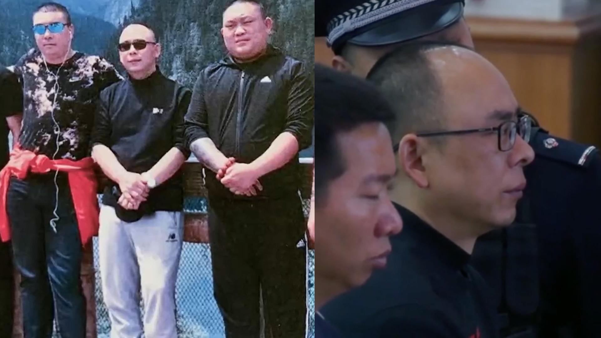 """云南黑老大控制200多名妇女卖 淫 民警在背后用""""暗语""""报信"""