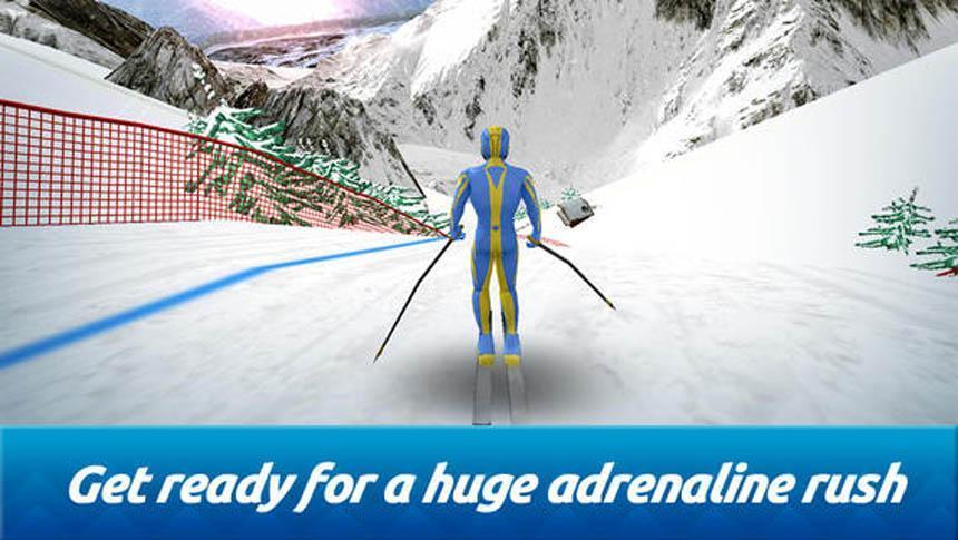 《 2014年顶级滑雪比赛 》截图欣赏
