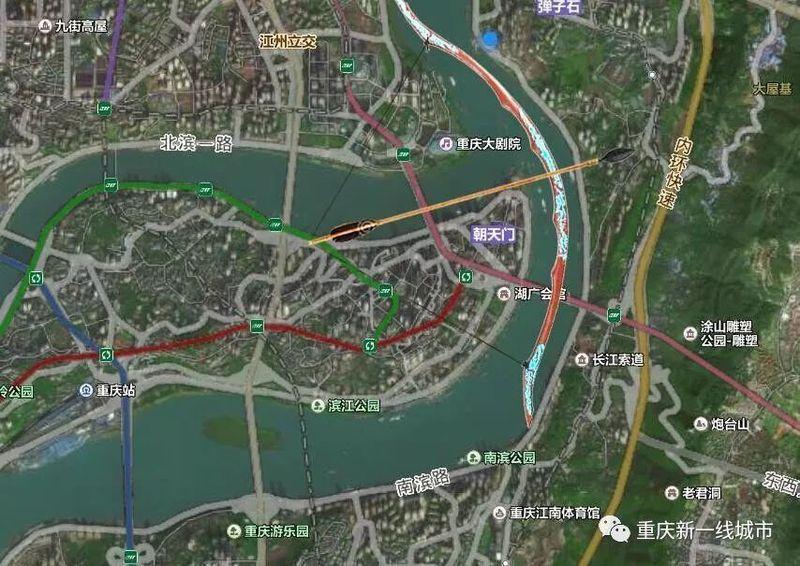 中国楼市看重庆,重庆楼市看两江四岸!图片