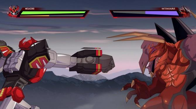 《恐龙战队》改编游戏公布发售日期