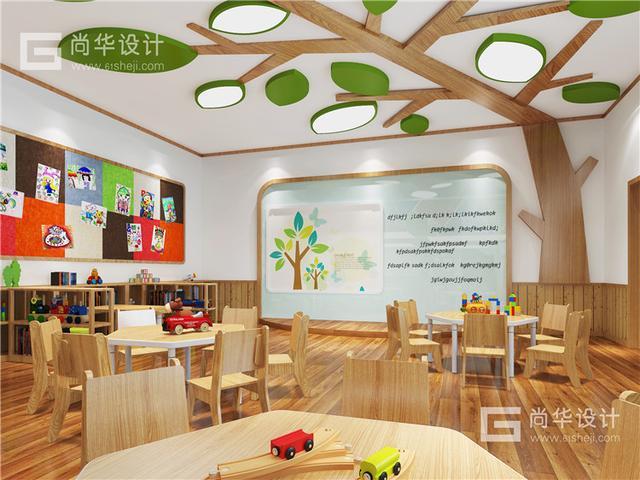 幼儿园设计之个性化教室