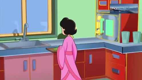 妈妈要带着全家玩古装,还不让儿子叫妈,得叫母后