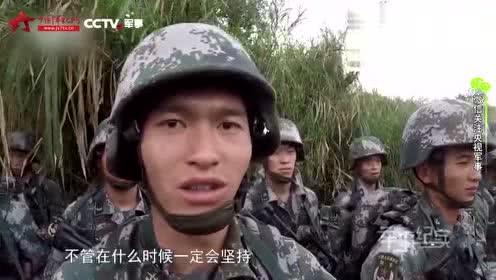 """""""死磕""""到底 中国侦察兵就是这么硬气"""