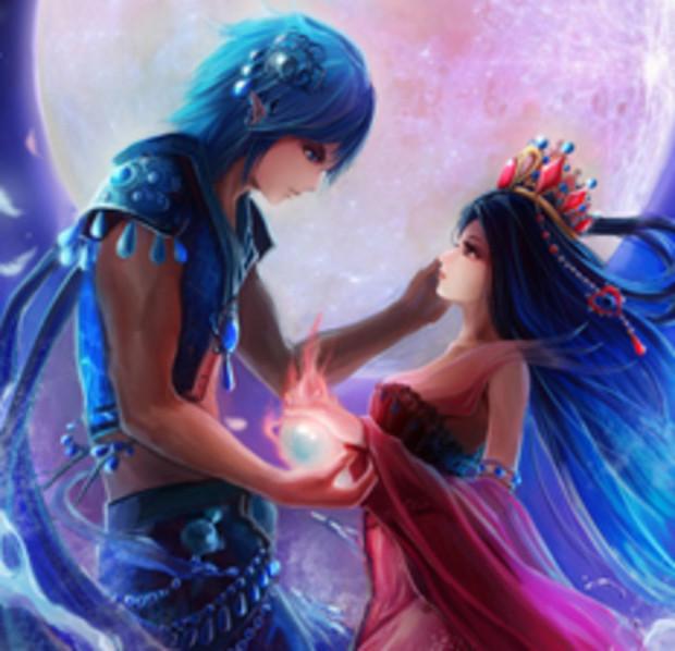水 王子 和 王 默 接吻 王 默 与 水 王子 的 女人 王 ...