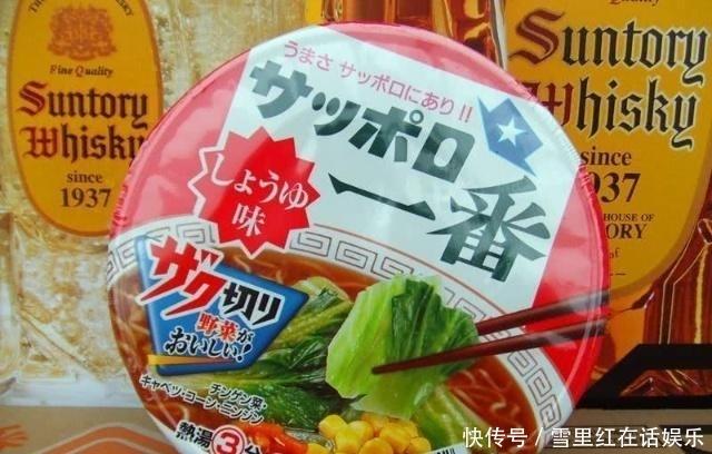 """外国人评""""最好吃的5种泡面"""",中国一种泡面上榜,不是康师傅!"""