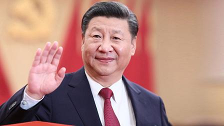 习近平全票当选为国家主席