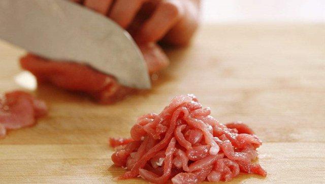 都说横切牛肉竖切鸡,那猪肉切?亲身体之视频松皮v牛肉图片