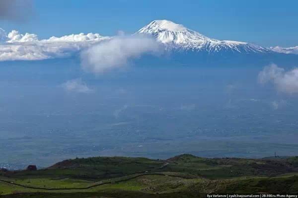 全球风景最美平原头像