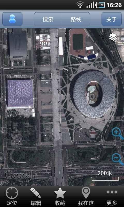《 奥维互动地图 》截图欣赏