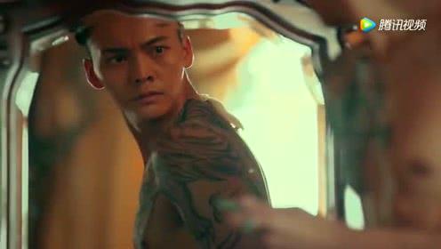 老九门:佛爷陈伟霆看到自己身上的纹身上面,发现了一个大秘密!