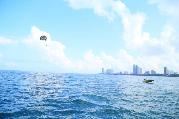 大海最贴近实际和回归现实