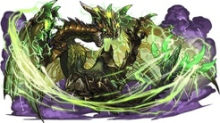 电之叛逆者-电龙-青电主【怪物猎人生态】