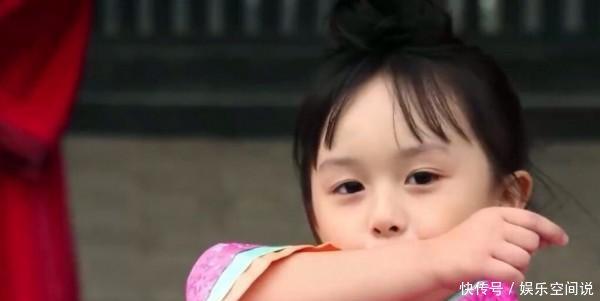 赵薇女儿纪姿含近照太仙气, 00后女童星长大 小