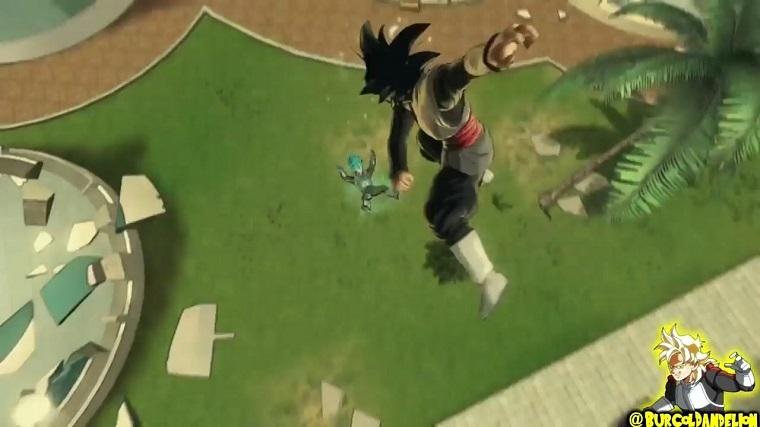 《龙珠:超宇宙2》黑悟空