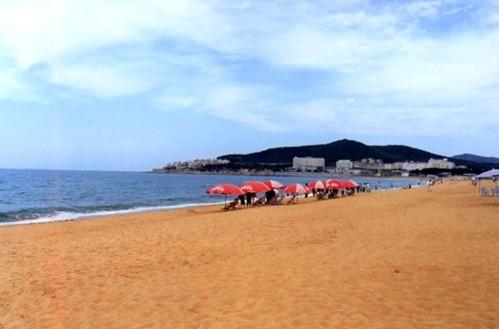 烟台金沙滩旅游度假区
