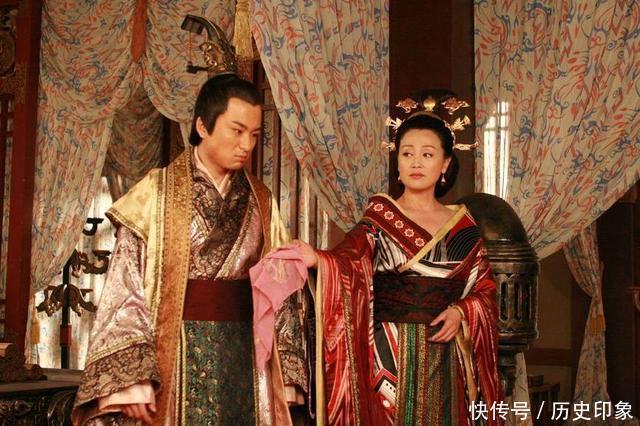 上很没存在感的皇帝,他爹他娘他弟他侄子都很有名