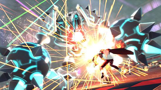 PS4/PSV《Fate/EXTELLA》最新游戏截图公开