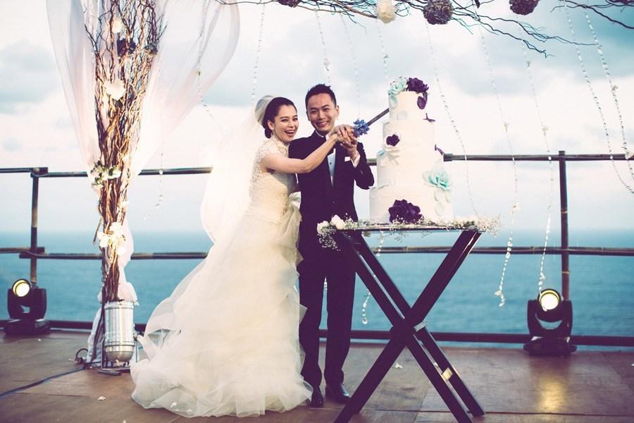 付辛博颖儿大婚,为啥明星结婚都选巴厘岛