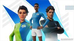 《堡垒之夜》推出球王贝利表情 含多家俱乐部外观样式的足球套装