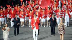 中国军团伦敦奥运金牌汇总