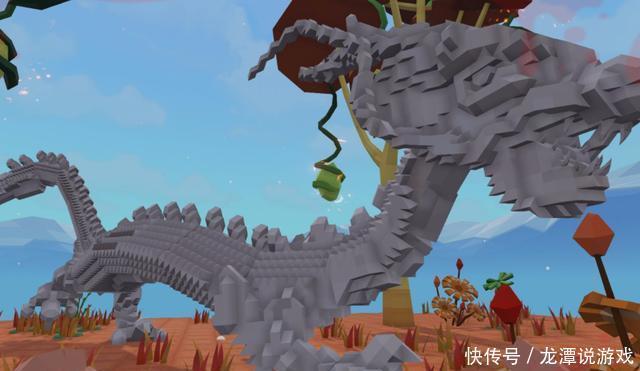 体素游戏《方块方舟》正式服Steam发售,比《我的世界》更细腻