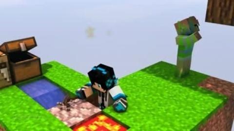 【血舞crazy】我的世界空岛战争1 空岛来袭