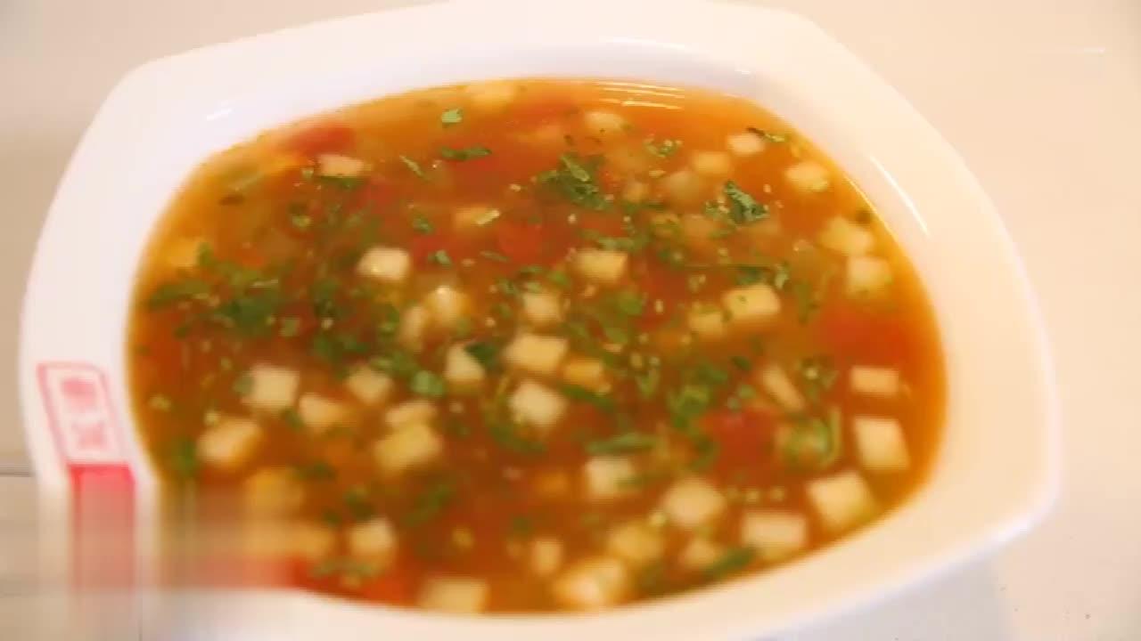 美食推荐:西红柿冬瓜汤的做法.