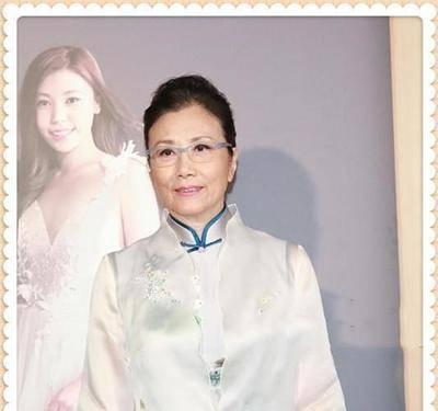 70岁的汪明荃保养有道,看到她年轻主演的电视剧,太美了