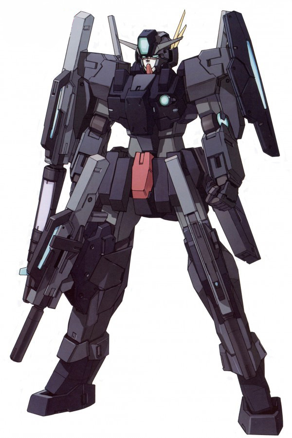 GN-006-SA七枪型智天使高达