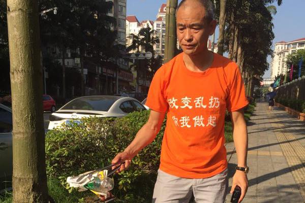【转】北京时间       51岁男子身家上亿 每天开豪车捡垃圾持续3年 - 妙康居士 - 妙康居士~晴樵雪读的博客