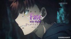 《Fate/Stay Night》HF剧场版第三章CM公开 R姐美如画