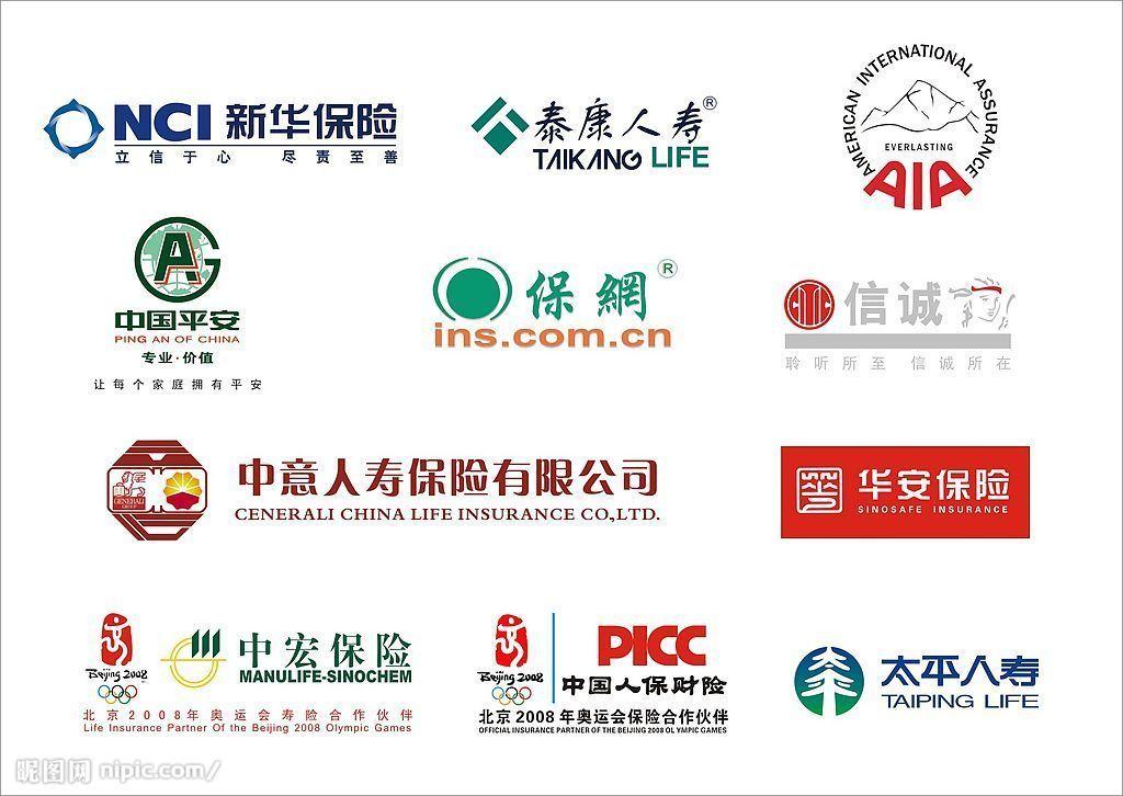 保险公司(insurance company)销售保险合约,提供风险保障的公司.