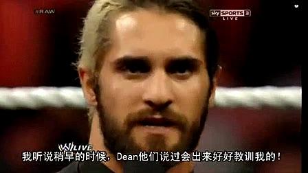 wwe2014年7月21日_wwe raw 2014年6月10 中文2
