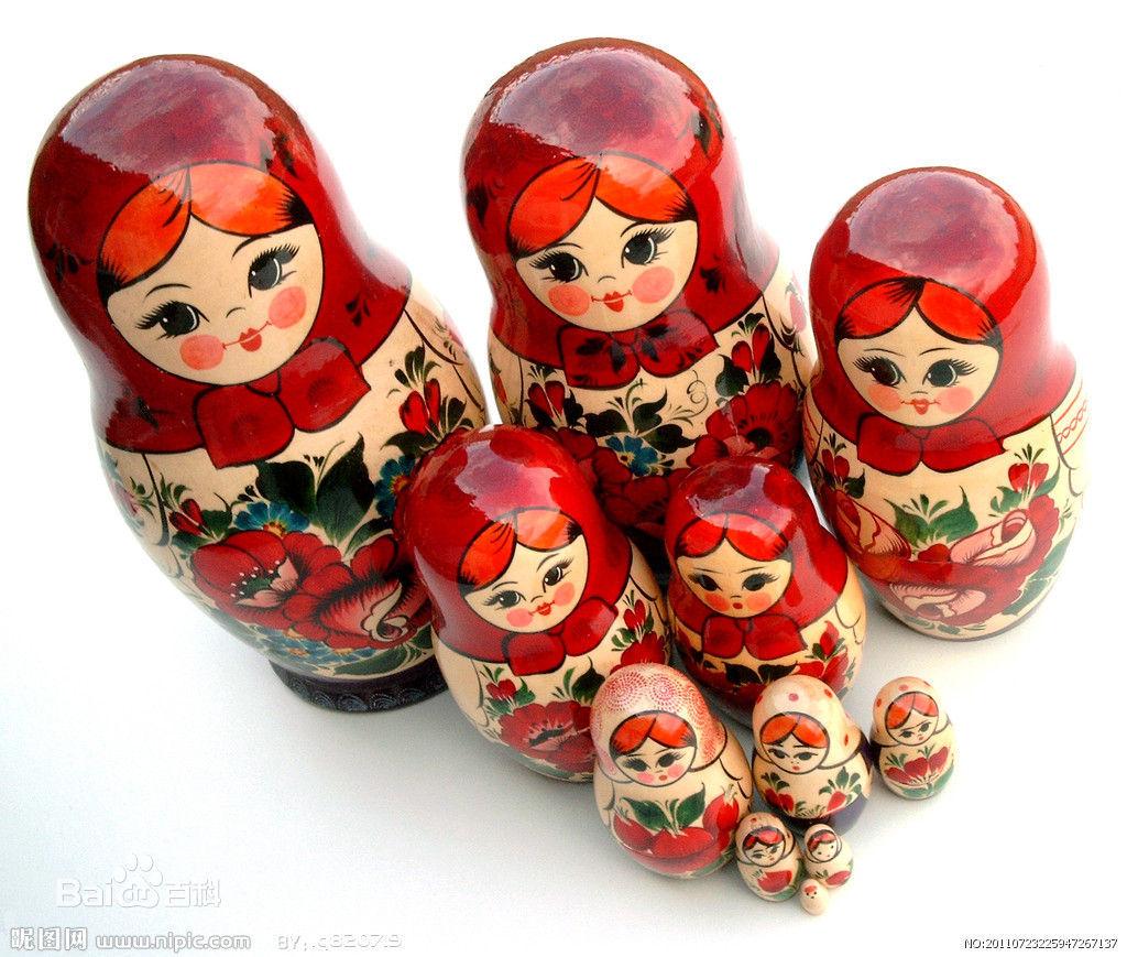 俄罗斯工艺品_360百科