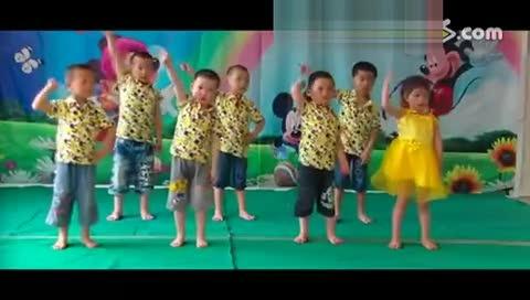 六一幼儿园小班手语舞蹈