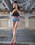 用镜头捕捉各属性美腿 专注于腿控的岛国摄影师