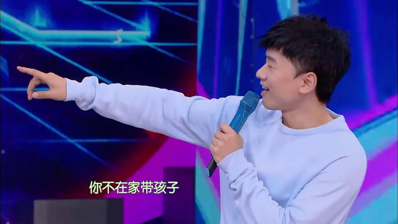 张杰作为嘉宾参演了最新一期的《快乐大本营》,这也是他和谢娜在有了