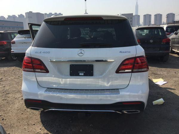 17款奔驰gle400天津港进口报价 17款gle400配置