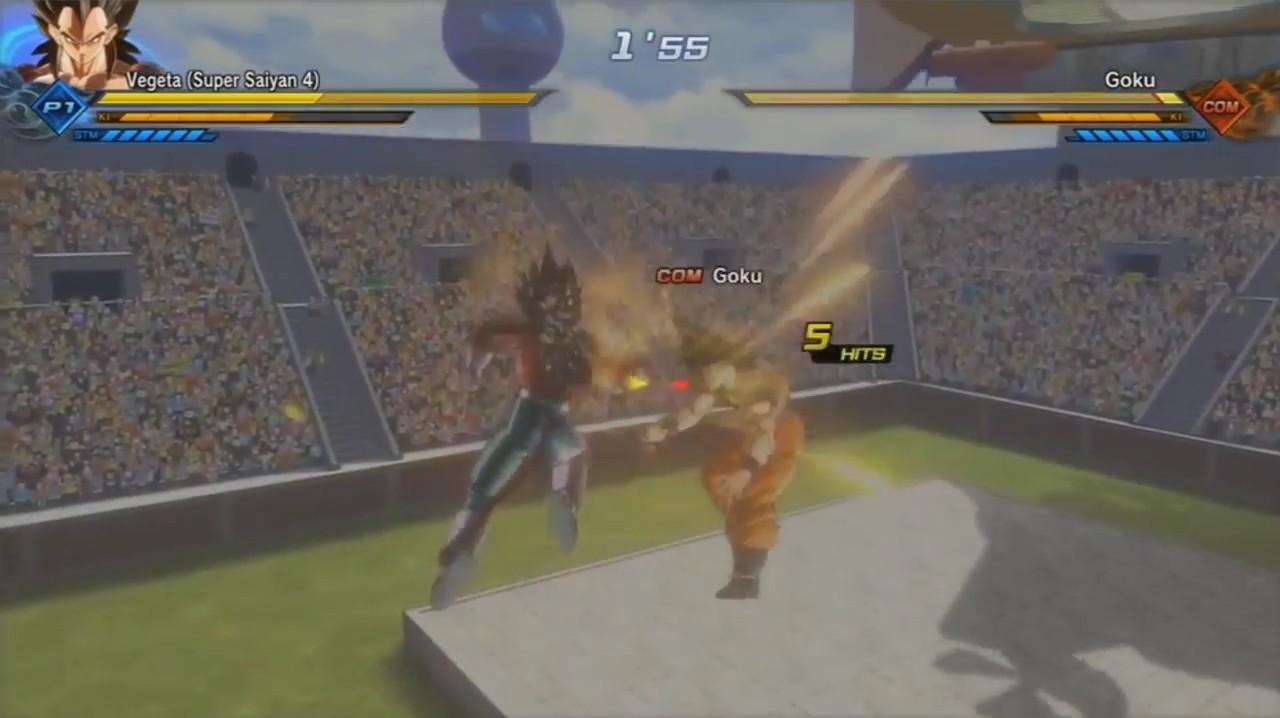 《龙珠:超宇宙2》全新试玩演示曝光