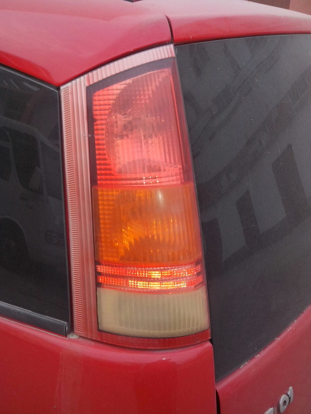 江西昌河汽车有限责任公司爱迪尔后尾灯配件哪有卖高清图片