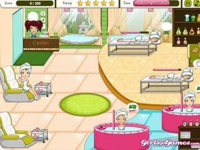 帮美女洗澡按摩 帮美女洗澡按摩小游戏