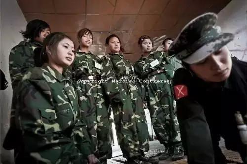 缅甸少数民族武装——女兵生活照【组图】